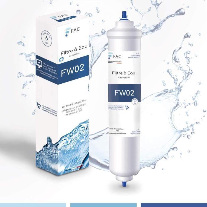 Samsung DA29–10105J - Wpro USC100/1 - Filtre à eau externe universel