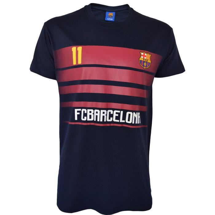 T-shirt Barça - Neymar Jr - Collection officielle FC BARCELONE