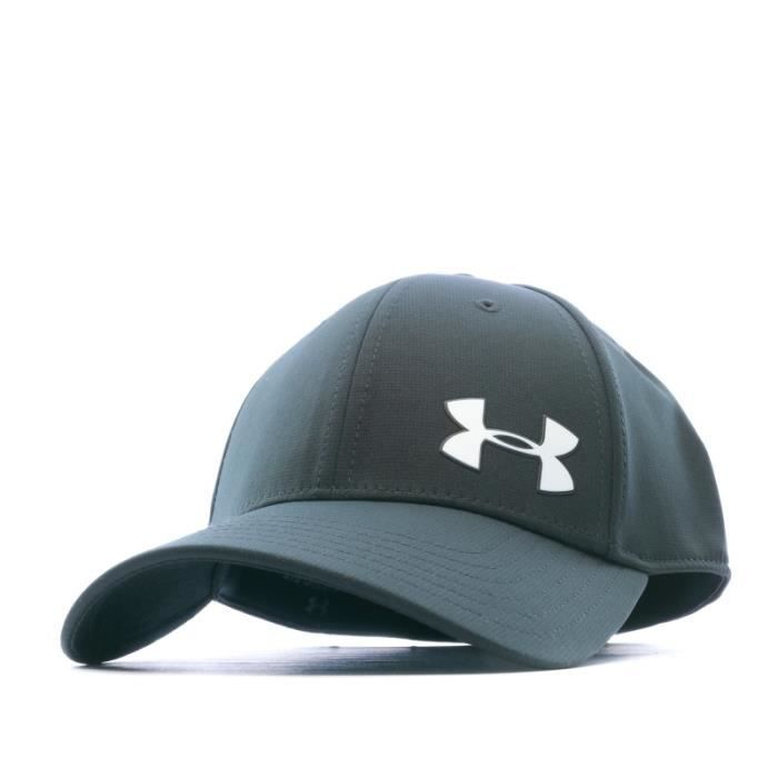 Casquette Noir Homme Under Armour Headline Cap 3.0