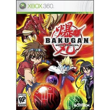 JEUX XBOX 360 Bakugan: Battle Brawlers [import allemand]
