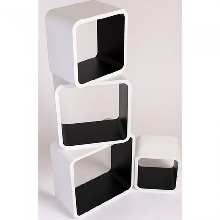 etagere cube les bons plans de micromonde. Black Bedroom Furniture Sets. Home Design Ideas