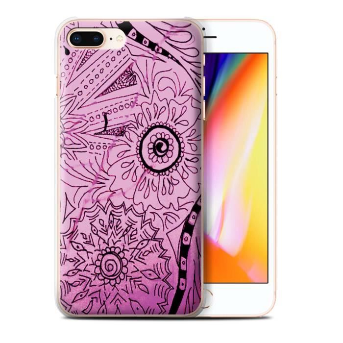 coque iphone 8 plus henné
