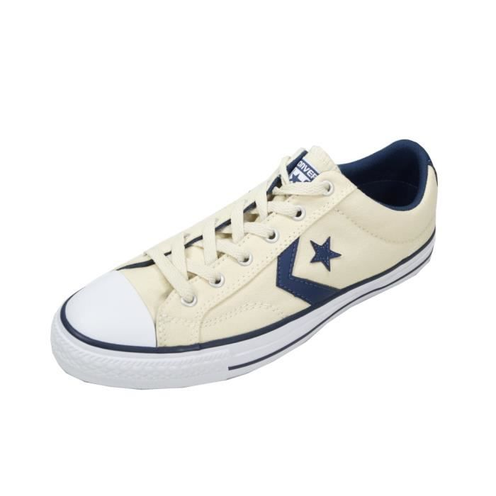 Player 42 Chaussures Beige 5 Sneakers Ox Réf 56502 Converse Homme 156620C Converse Star qcTSIUWcw
