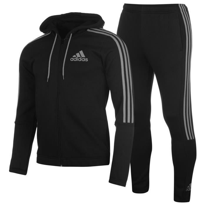 survetement adidas homme gris Off 57%