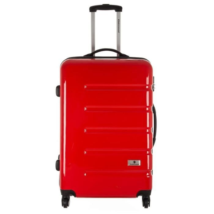 platinium valise avola rouge taille s achat vente valise bagage valise avola rouge taille. Black Bedroom Furniture Sets. Home Design Ideas