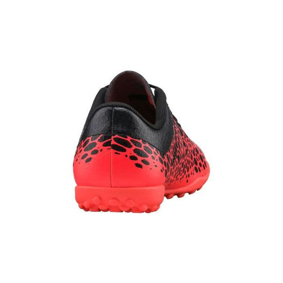 Chaussures football Puma evoPOWER Vigor 4 Graphic TF Rose