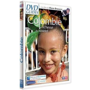 DVD DOCUMENTAIRE DVD Colombie la richesse du sourire