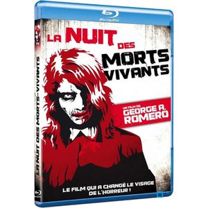 BLU-RAY FILM Blu-Ray La nuit des morts vivants