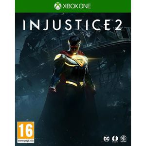 JEU XBOX ONE Injustice 2 Jeu Xbox One