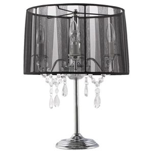 chandelier noir baroque achat vente chandelier noir baroque pas cher cdiscount. Black Bedroom Furniture Sets. Home Design Ideas