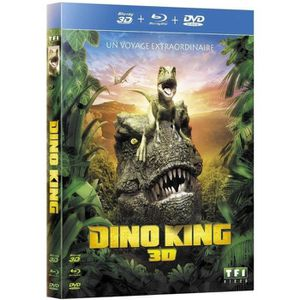 DVD FILM Dino King [Combo Blu-ray 3D + DVD]