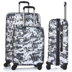 SET DE VALISES LYS - Set de 3 Valises  Polycarbonate camouflage g