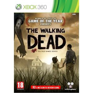 JEU XBOX 360 THE WALKING DEAD X360