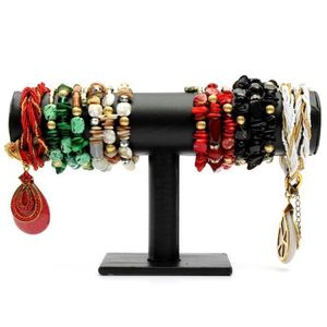 MagiDeal vitrine en gros bijoux Showcase 10 crochets Bracelet Collier