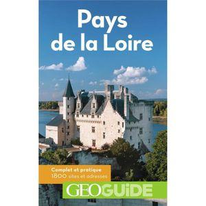 GUIDES DE FRANCE Livre - GEOGUIDE ; Pays de la Loire (édition 2018)
