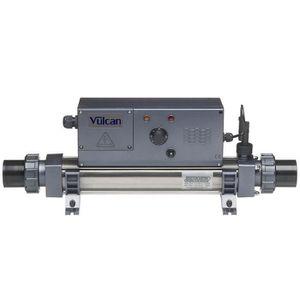 CHAUFFAGE DE PISCINE Réchauffeur piscine vulcan titane 4.5 kw mono