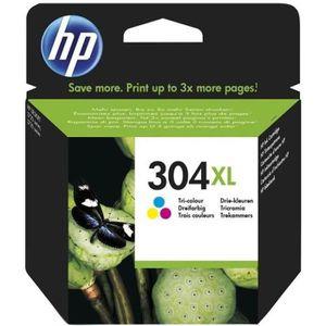 CARTOUCHE IMPRIMANTE HP 304XL cartouche d'encre trois couleurs authenti