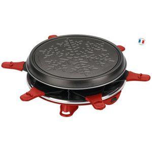 APPAREIL À RACLETTE MOULINEX RE160811 Appareil à raclette Accessimo 6