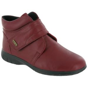 BOTTINE Cotswold Chalford - Bottines en cuir - Femme Rouge