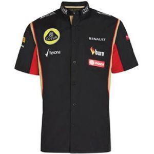 CHEMISE - CHEMISETTE CHEMISE Formule F1 1 Lotus F1 equipe PDVSA CHEMISE