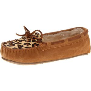 CHAUSSON - PANTOUFLE Leopard Cally Slipper Moccasin 3EMH1I Taille-37