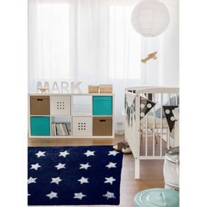 tapis chambre bleu achat vente tapis chambre bleu pas. Black Bedroom Furniture Sets. Home Design Ideas