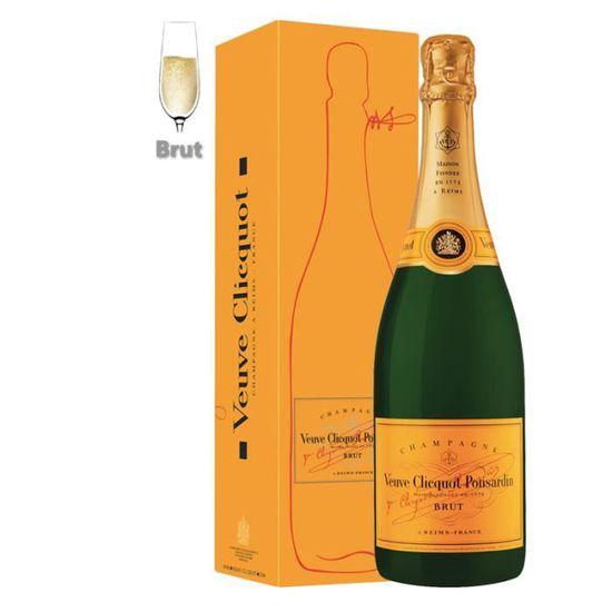 Bouteille de Champagne 75 Cl  Lanson Brut Cuvée Or Disneyland Paris