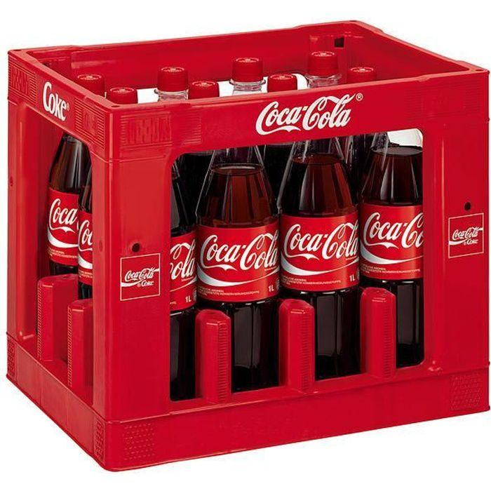 Coca Cola 12 x 1l