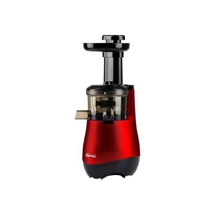 Girmi SW10 - Centrifugeuse - 120 Watt - rouge-noir