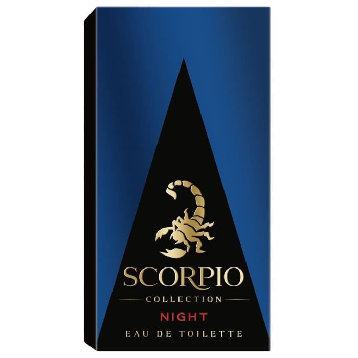 SCORPIO Collection Night Eau de Toilette 75 mlEAU DE TOILETTE