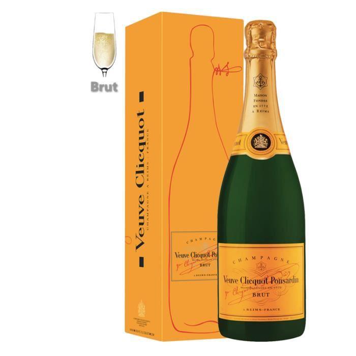 Veuve Clicquot France Champagne Brut 75 cl