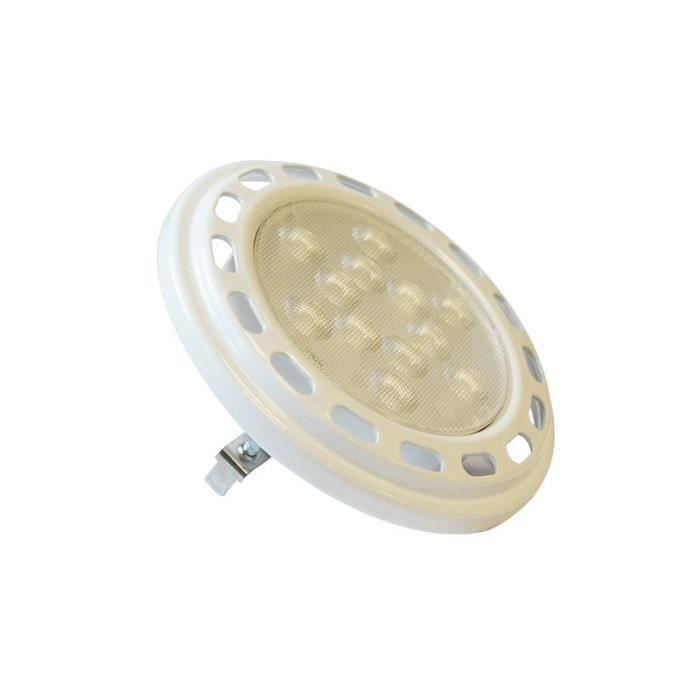 LED AR111 G53 12V 15 Watt 4000°K BOITE