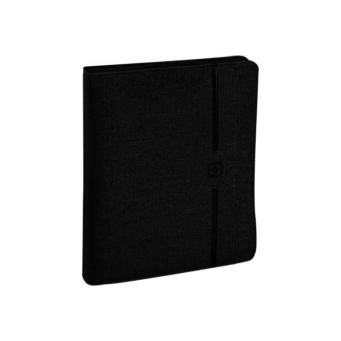 Wenger Affiliate Étui avec fermeture éclair pour tablettes-accessoires nylon noir