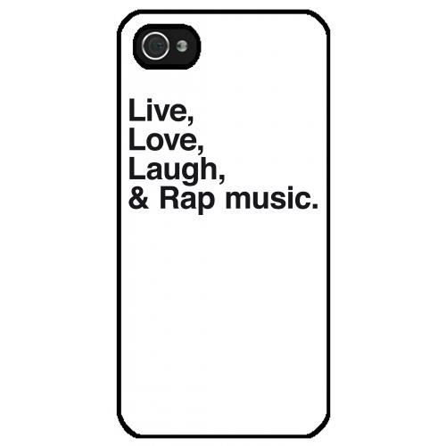 coque iphone 5 rap