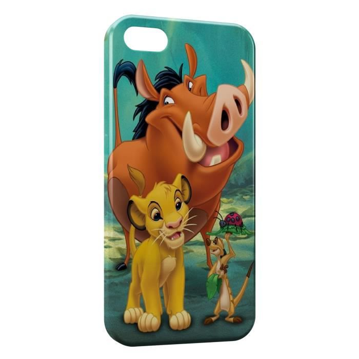 coque iphone 7 roi lion