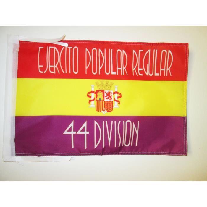 L/'ESPAGNE International 3x5 Polyester Drapeau