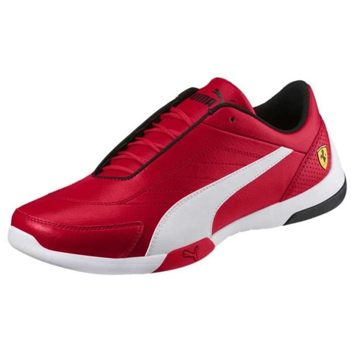 chaussure rouge homme puma