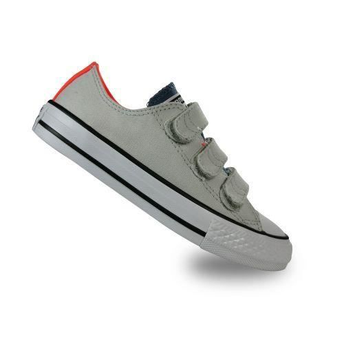 CONVERSE - Chaussures Converse Chuck Taylor All Star 3V OX - (Gris - 29) RZMwgLYl