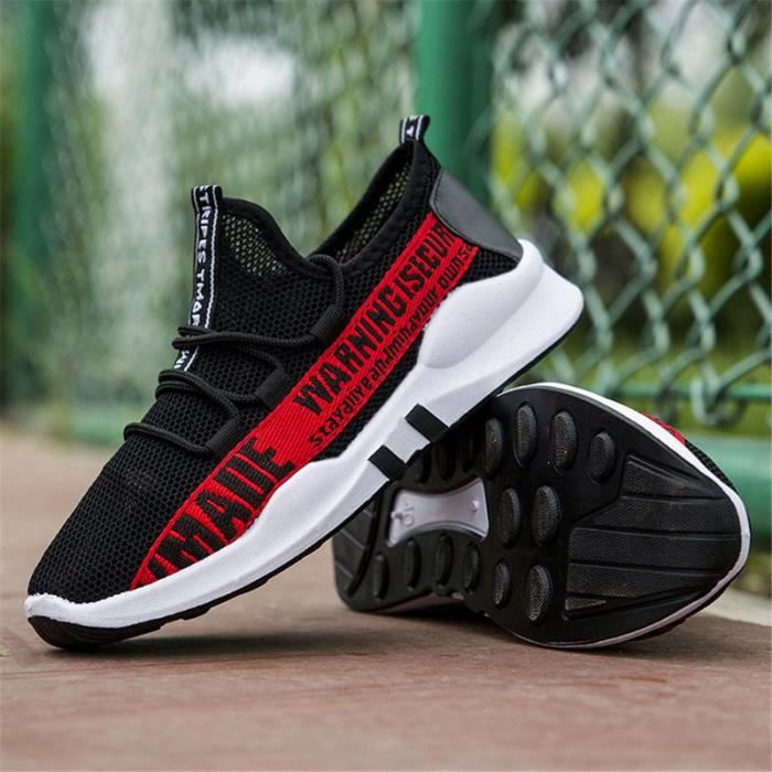 Homme Sneakers Bounce Outdoor chaussures de sport Chaussures Homme Respirant chaussures de course pour Hommes chaussures h