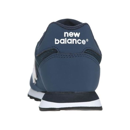 baskets new balance femme bleu marine