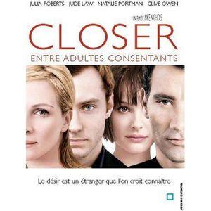 DVD FILM DVD Closer - entre adultes consentants