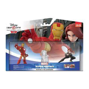 FIGURINE DE JEU Pack Aventure Avengers Disney Infinity 2.0 PS3