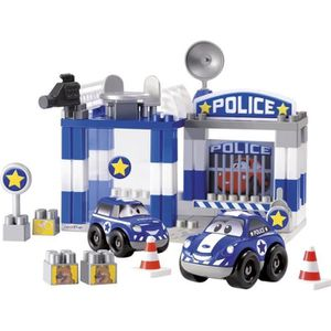 ABRICK Police Fast Car ECOIFFIER