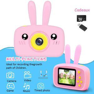 APPAREIL PHOTO ENFANT Appareil Photo Numérique 1080P HD Caméra Vidéo Enf
