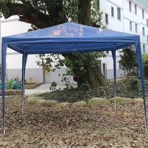 TONNELLE - BARNUM Tonnelle tente de jardin 3x3 m pavillon chapiteau