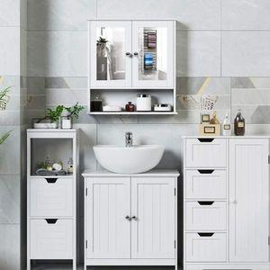 MEUBLE VASQUE - PLAN Meuble sous lavabo pour tous les lavabos courants