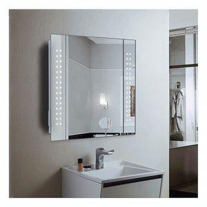 DESSERTE SALLE DE BAIN Armoire de Toilette à Miroir Eclairage Lumineux LE