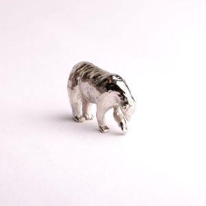 STATUE - STATUETTE Ours polaire collection animaux sauvage une répliq
