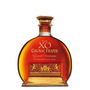 DIGESTIF EAU DE VIE Cognac Frapin 1er Grand Cru de Cognac VIP XO Caraf