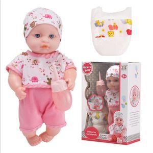 POUPÉE Simulation réaliste poupées de bébé intelligents a